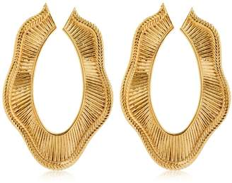Joanna Laura Constantine Collar Statement Earrings