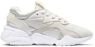 Puma Nova Girl Boss Leather Chunky Sneakers