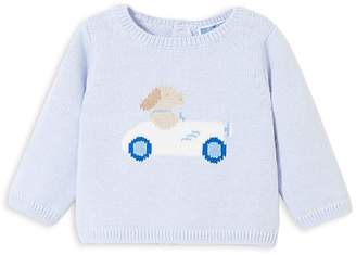 Jacadi Boys' Dog & Car Sweater - Baby $79 thestylecure.com