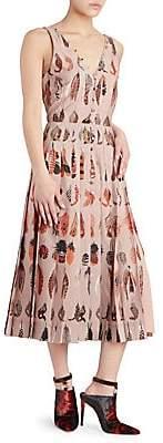 Altuzarra Women's Eos Printed A-Line Dress