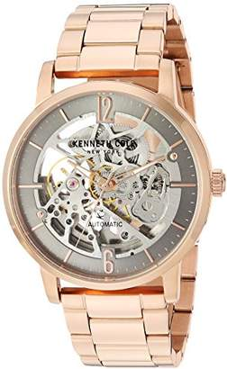 Kenneth Cole New York Men's Automatic Stainless Steel Casual Watch