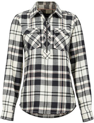 Marmot Women's Joss Lightweight Flannel LS Shirt