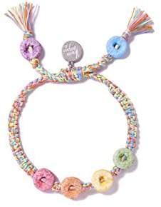 Venessa Arizaga Women Multicolour Strand Bracelet of Length 15.24cm VA19-2041 w3otwa9n