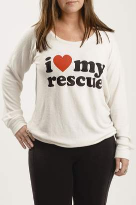 Chaser Charity Sweatshirt