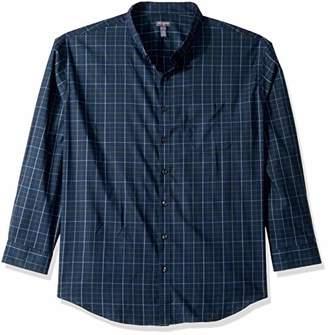 Van Heusen Men's Big and Tall Flex Stretch Non Iron Shirt
