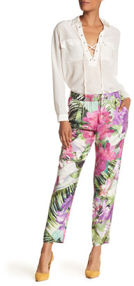 Trina Turk Gilly Floral Pant $188 thestylecure.com