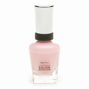 Sally Hansen Complete Salon Manicure Nail Polish, Shall We Dance Sheer