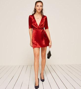 Reformation Harlow Dress