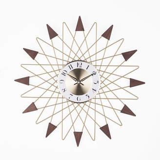 """Stilnovo 20"""" Banker Wall Clock"""
