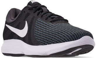 6c445cd0278f Nike Women Revolution 4 Wide Width Running Sneakers from Finish Line