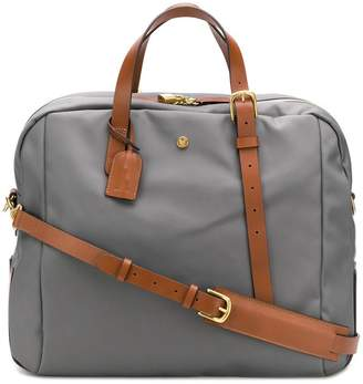Mismo contrast handles holdall
