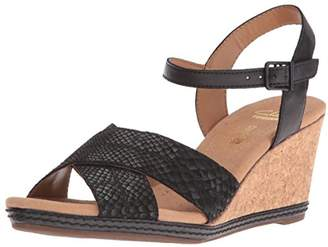 Clarks Women's Helio Latitude Wedge Sandal