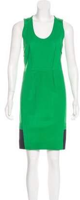 Yigal Azrouel Sleeveless Knee-Length Dress