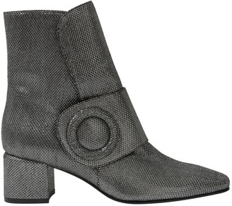 Boyy Cloth ankle boots