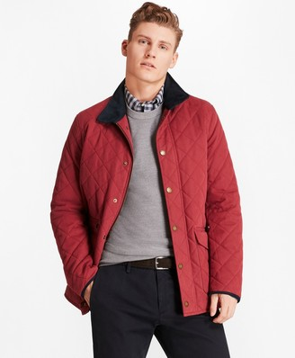 Brooks Brothers Quilted Field Coat