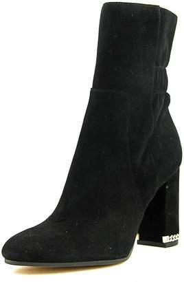 MICHAEL Michael Kors Dolores Bootie Women US 5 Black Ankle Boot