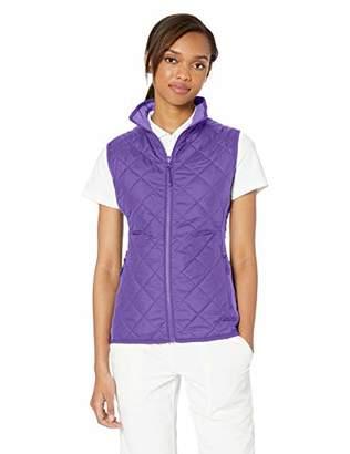 Cutter & Buck Women's Weathertec Lightweight Sandpoint Quilted Packable Spark Vest