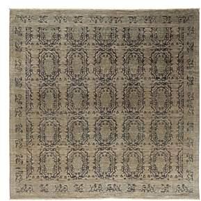 Adina Collection Oriental Rug, 9'1 x 9'3