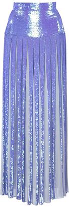 Temperley London Filigree Sequin Skirt $1,695 thestylecure.com