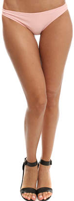 Wildfox Couture Pink Shell Bikini Bottom