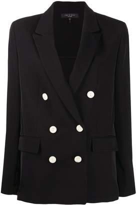 Rag & Bone double-breasted blazer