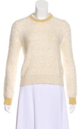 Chloé Angora Knit Sweater
