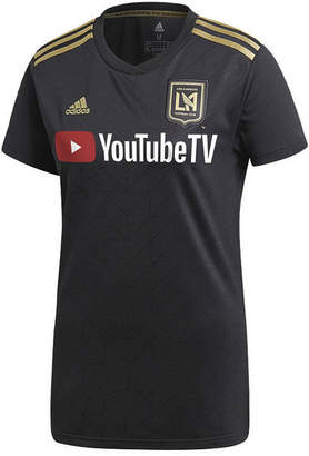 adidas Women's Los Angeles Football Club Primary Replica Jersey