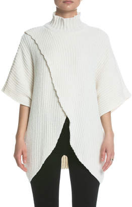 Elan International Sweater with crossed front