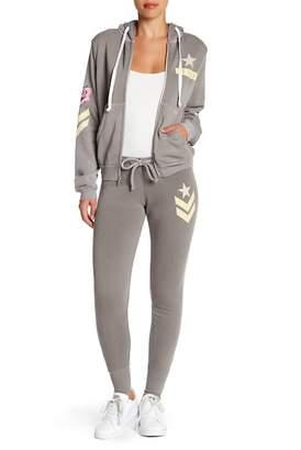 Wildfox Couture Rad Skinny Sweatpants