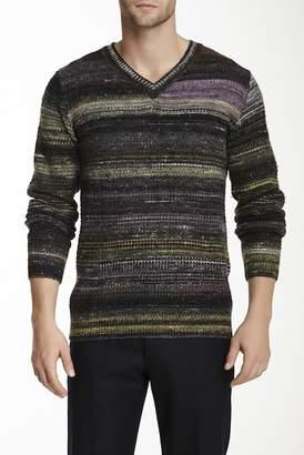 Robert Graham Huntingdon Space-Dyed Sweater