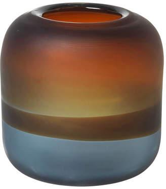 Coloured Glass Vases Shopstyle Uk