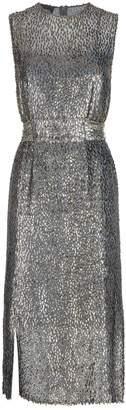 Akris Metallic Dress