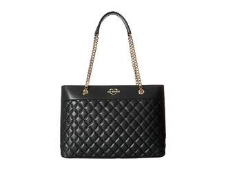 Love Moschino Super Quilted Tote Chain Strap