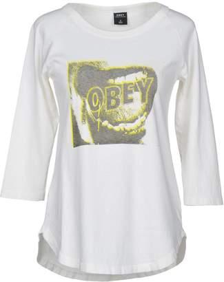 Obey T-shirts - Item 12195348JJ