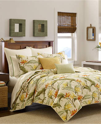 Tommy Bahama Home Birds of Paradise Full/Queen Quilt Bedding