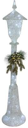 Northlight 48-in. Pre-Lit Lamp Post Indoor / Outdoor Christmas Decor