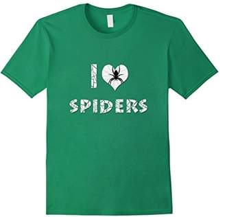 I Love Spiders insect Spider Lover T Shirt