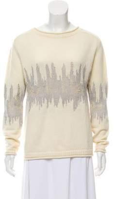 Maiyet Bateau Neck Sweater