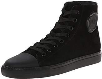Viktor & Rolf Men's Suede High Top Fashion Sneaker