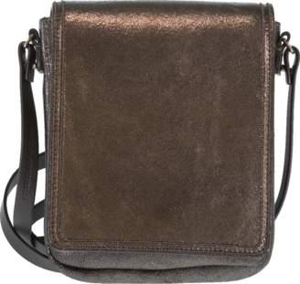 Brunello Cucinelli Metallic Cross Body Bag