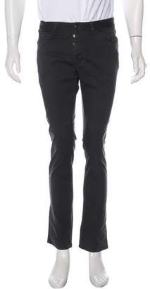Theory Flat Front Skinny Pants