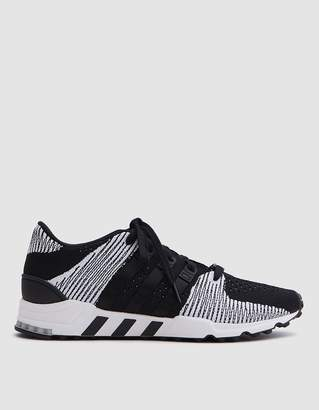 adidas EQT Support RF Primeknit in Core Black