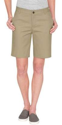 Dickies Genuine Women's Relaxed Stretch Twill Short