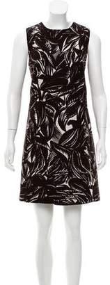 Tory Burch Sleeveless Printed Dress