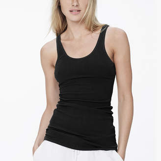 James Perse RIBBED DAILY TANK