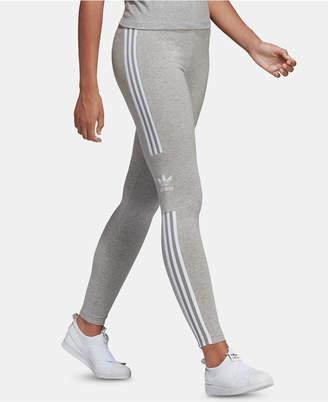 027395872ad267 adidas Adicolor Three-Stripe Leggings