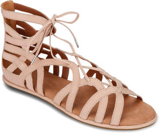 Gentle Souls Break My Heart 3 Leather Gladiator Sandal