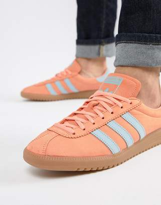 adidas Bermuda Sneakers In Orange CQ2784