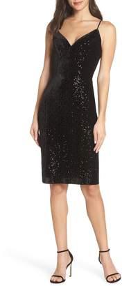 Chelsea28 Sequin Sheath Dress