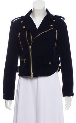 Giuseppe Zanotti Ziggy Velvet Jacket